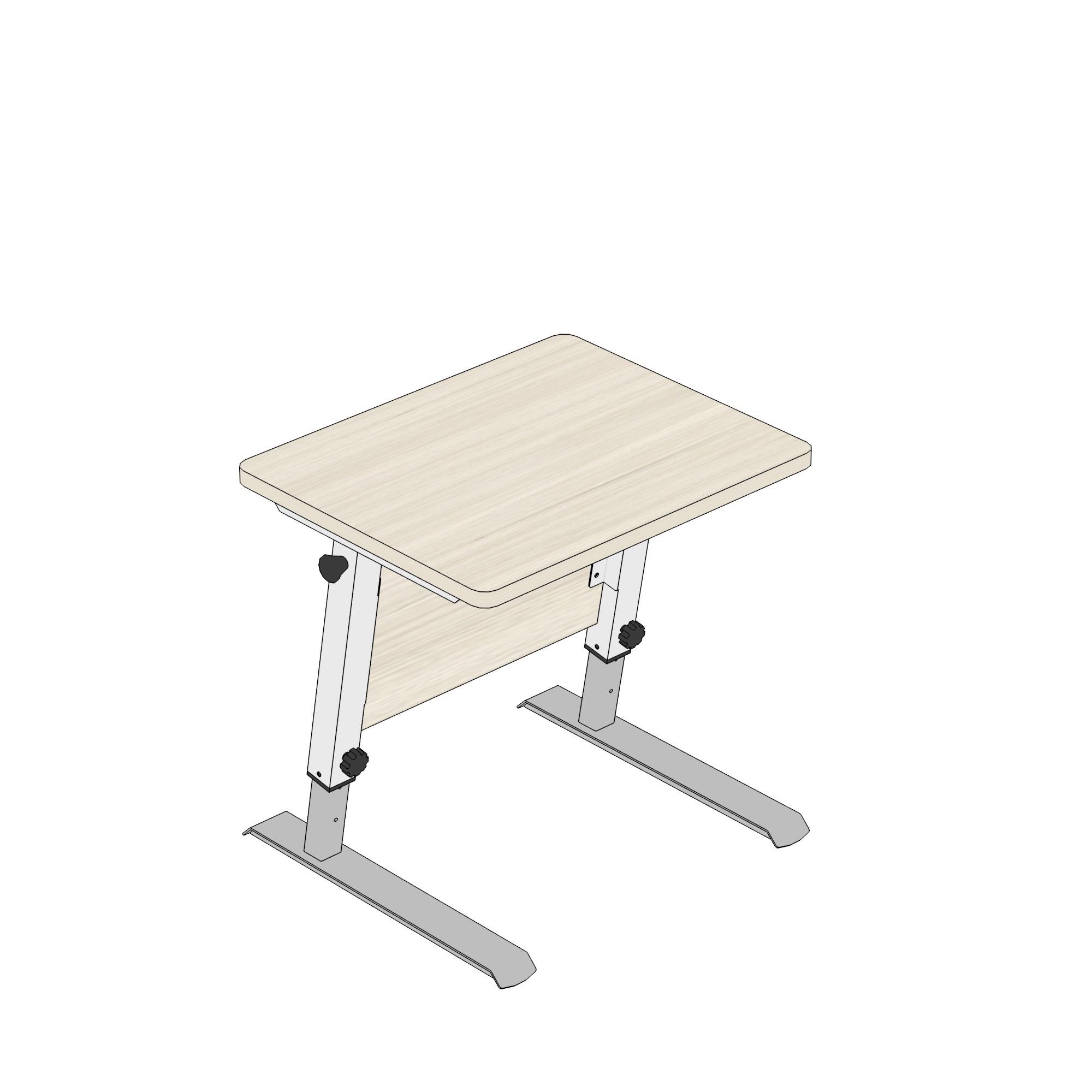 Стол ученический с регулировкой высоты и наклона S-COOL