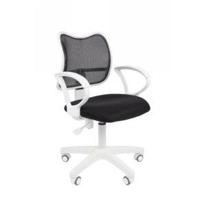 Кресло COMPACT White/Black