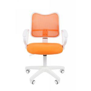 Кресло COMPACT White/Orange