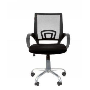 Кресло STANDART Silver/Black