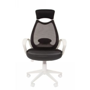 Кресло ERGONOMIC White/Black