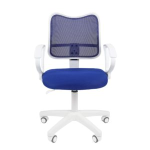 Кресло CHAIRMAN 450 LT White/Blue