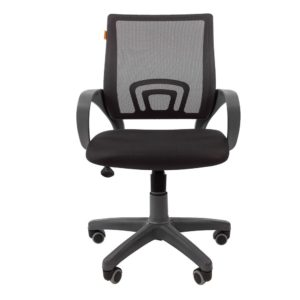 Кресло CHAIRMAN 696 Grey/Black