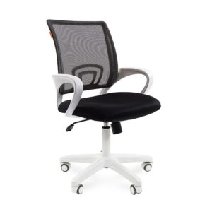 Кресло CHAIRMAN 696 White/Black